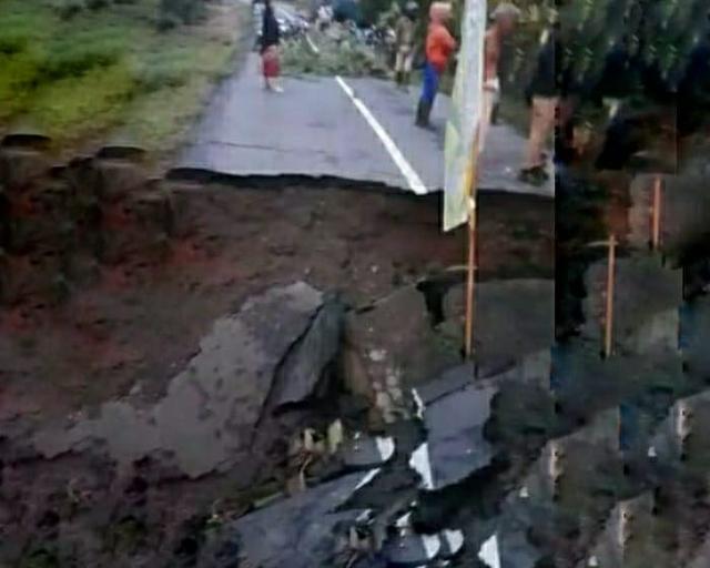 Jalan Penghubung Terputus, Akses Antarkabupaten di Sumsel Terganggu (363575)