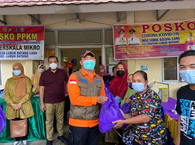 6 Desa dan 1 Kelurahan di OKU, Sumsel, Terendam Banjir (235246)