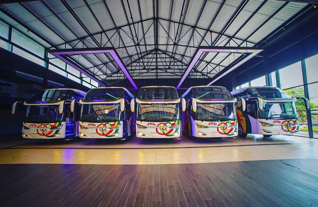 Jarang yang Tahu, PO Bus AKAP Ini Lebih Tua dari Usia Kemerdekaan Indonesia! (78279)