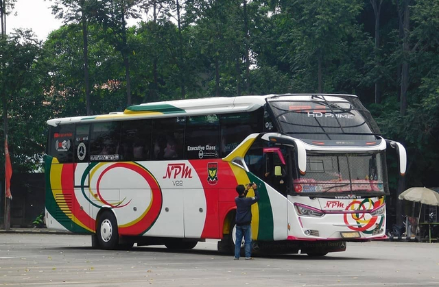 Jarang yang Tahu, PO Bus AKAP Ini Lebih Tua dari Usia Kemerdekaan Indonesia! (78277)