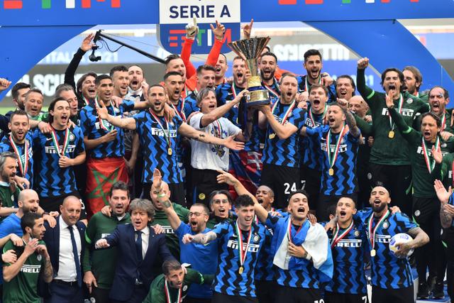 Presiden Inter Milan Beberkan Alasan Pisah dengan Antonio Conte (905196)