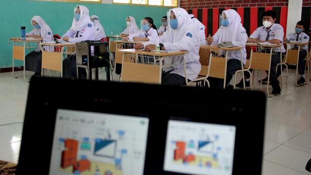 PPDB 2021 Jakarta: Tahapan, Jadwal, Tata Cara, dan Syarat Pendaftaran (132823)
