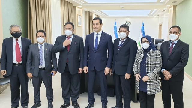 Nilai Strategis Kerja Sama Ekonomi Indonesia dan Uzbekistan (633661)