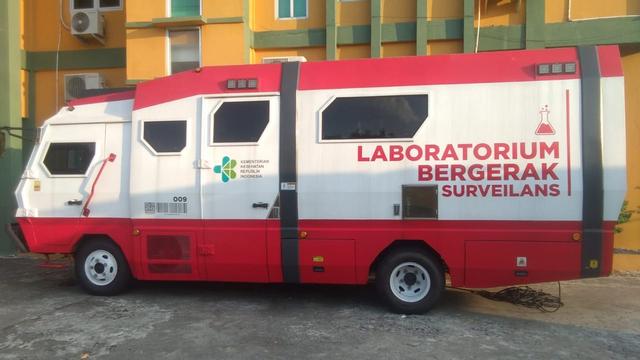 2 Unit Mobil PCR Kemenkes Nyaris Sebulan Tak Dioperasikan oleh KKP Dumai  (331965)