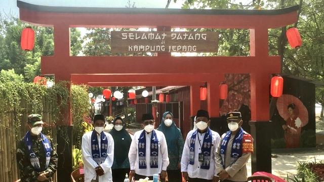 Kampung Jepang Dinilai Berpotensi Jadi Ikon Pariwisata Kepulauan Seribu (316203)