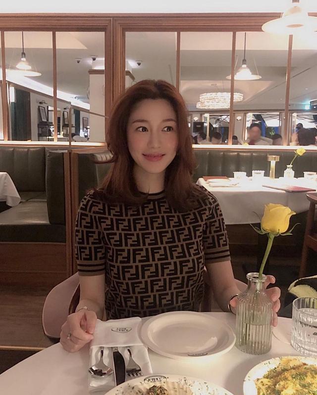 Profil Lee Da In, Pacar Baru Lee Seung Gi (364223)
