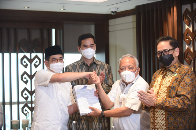 Fakta Arsjad Rasjid Jadi Ketum Kadin, Sudah Lapor Jokowi dan Munas Tetap Digelar (722721)