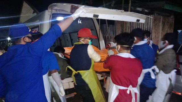 2 Warga Lingga Korban Tenggelamnya KM Wicly Jaya Sakti Ditemukan Meninggal Dunia (350042)