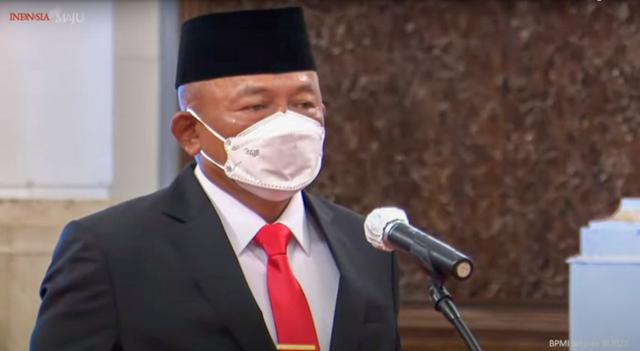 Letjen Ganip Warsito Jadi Kepala BNPB, Punya Kekayaan Rp 8,1 Miliar (1040491)