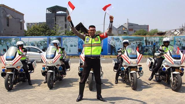 Kisah Kasatlantas Polres Sampang Ayip Rizal Banting Setir dari Pevoli ke Polisi (39585)