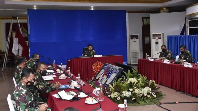Panglima TNI: Sekat dan Isolasi WNI-WNA dari Luar Negeri di Dumai dan Cilacap (21600)