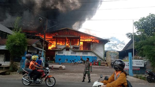 8 Rumah dan 1 Pabrik di Temanggung Dilanda Kebakaran dalam Sehari (215581)
