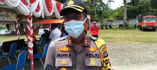 Bidokes Polda Papua Barat Sebut Pendemo Tak ada yang Positif COVID-19 (187442)