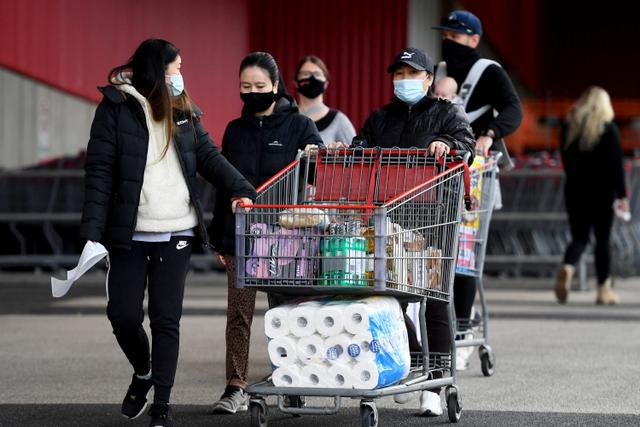 Kabar Corona Dunia: Melbourne Laporkan Nol Kasus; G7 Donasi 1 M Dosis Vaksin (32457)