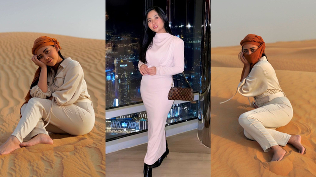 Diduga Bersama Pacar Baru, Ini 5 Gaya Rachel Vennya saat Liburan di Dubai (453999)