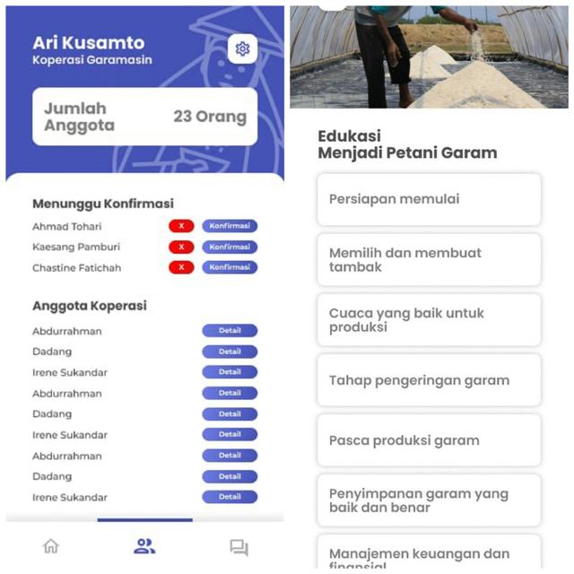 Aplikasi Garamin Bantu Tingkatkan Kualitas Pertanian Garam di Indonesia (43425)