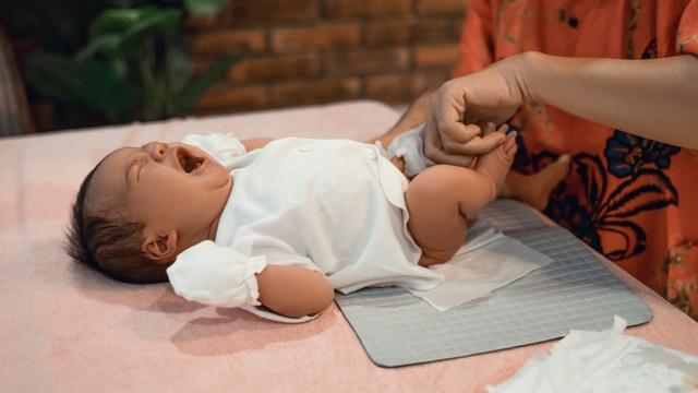 Bayi Baru Lahir Juga Alami Menstruasi, Ini Penjelasannya (14189)