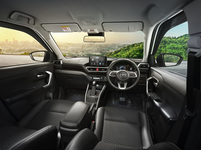 Ini Harga dan Spesifikasi Mobil SUV Pendatang Baru Toyota Raize (574473)