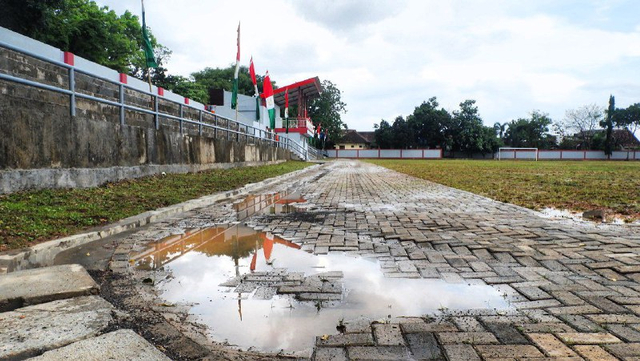 Stadion Mini Waydadi Diresmikan, Wali Kota Minta Warga Turut Jaga Kebersihan (2)