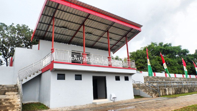 Stadion Mini Waydadi Diresmikan, Wali Kota Minta Warga Turut Jaga Kebersihan (3)