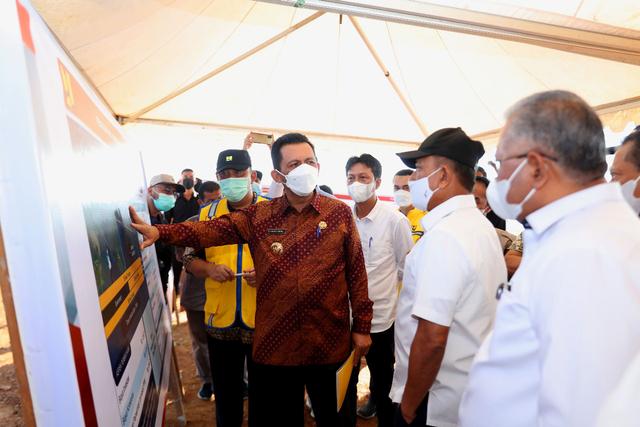 Awal 2022, Konstruksi Jembatan Batam-Bintan Dimulai (380393)
