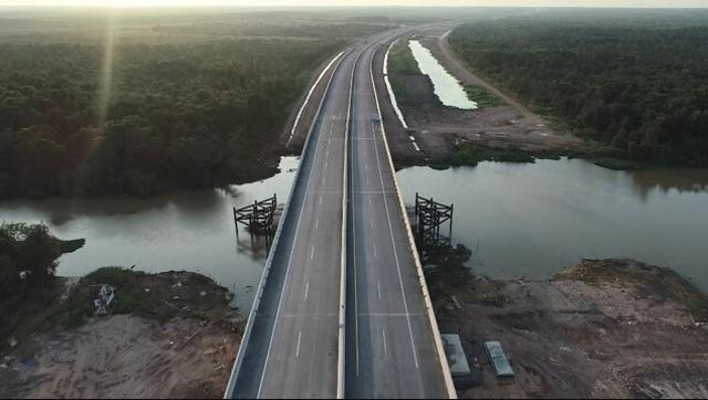 Bukan Cipali, Ruas Jalan Tol Terpanjang di Indonesia Ternyata di Sumatera! (255359)