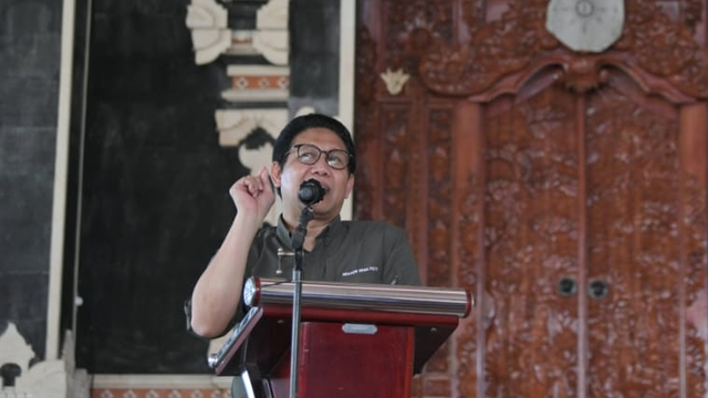 Mendes Sambangi Tabanan Bali, Bicara soal BUMDes Kunci Pemulihan Ekonomi (340149)