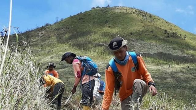 Setahun Ditutup, Gunung Merbabu dalam Kondisi Terindah untuk Didaki (9652)