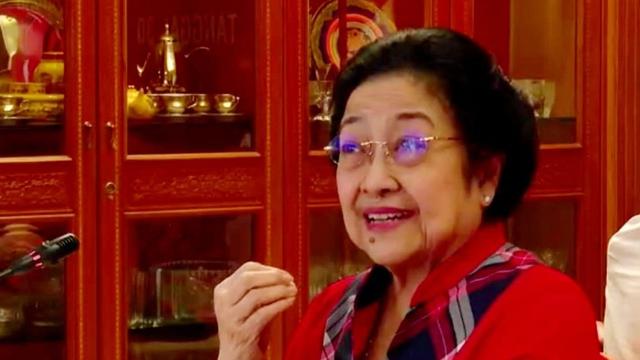 Megawati Ungkap Perannya Bentuk BMKG hingga KPK: Bukan Menyombongkan Diri (116423)