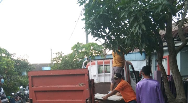 Foto: Potret Rumah Warga di Batam yang Rusak Dihantam Puting Beliung (217883)