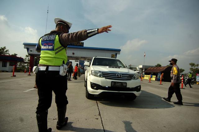 Bertambah, Ini Gerbang Tol di Sumatera dan Jawa yang Disekat Saat PPKM Darurat (46193)