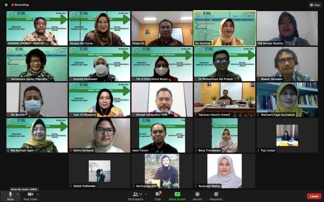 IDIK UNPAD: Kepala BRIN Ajak Riset Komunikasi Masyarakat di Era Industry 5.0 (204628)