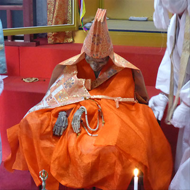 Sokushinbutsu, Ritual 'Bunuh Diri' Biksu Jepang dengan Mengubah Diri Jadi Mumi (202169)