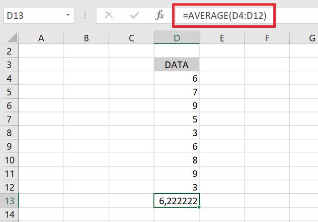 Rumus Mean Untuk Menentukan Data Pada Statistika Kumparan Com