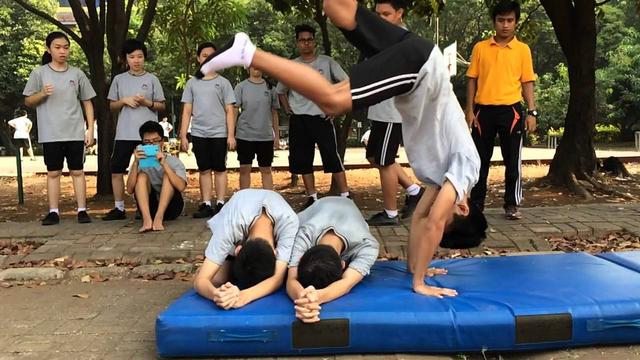Gerakan Lompat Harimau, Bagaimana Cara Melakukannya dengan Benar? (10959)