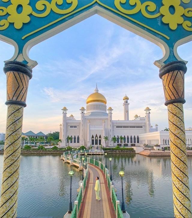 Megahnya Rumah Rp21 T Milik Kesultanan Brunei, Dinobatkan Istana Terbesar Dunia (123352)
