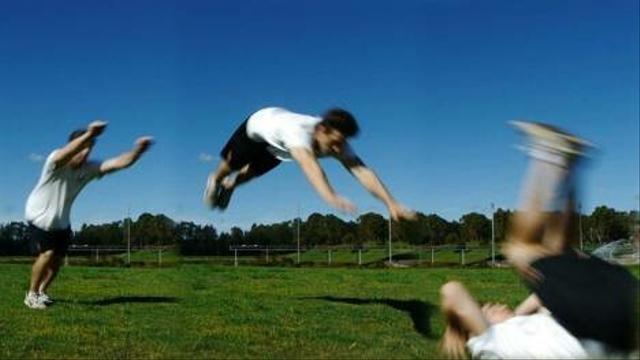 Gerakan Lompat Harimau, Dari Teknik Hingga Manfaat  (230096)