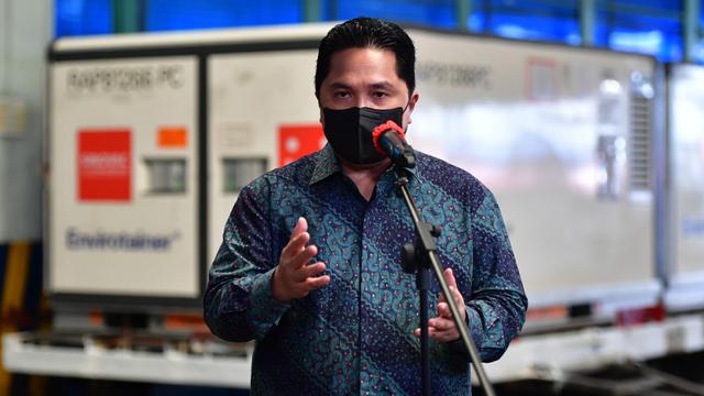 Kedatangan Lagi 8 Juta Bulk Vaksin Sinovac, Indonesia Amankan Stok Vaksin Corona (98464)