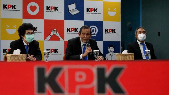 Kata Jubir KPK soal Tak Ada Cukup Bukti Firli Bahuri Dkk Langgar Etik TWK (47661)