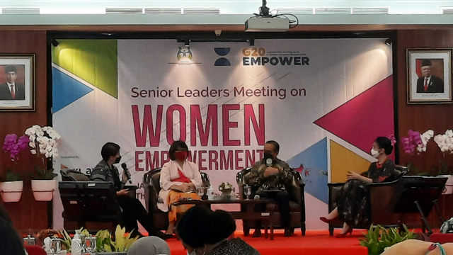 Kemen PPPA Ajak Perusahaan Tingkatkan Jumlah Pimpinan Perempuan (25468)
