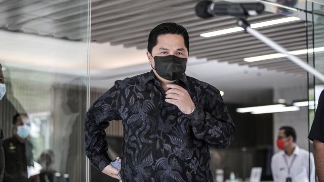 Erick Pastikan Abdee Slank hingga Doni Monardo Ikuti Pelatihan Komisaris BUMN (42203)