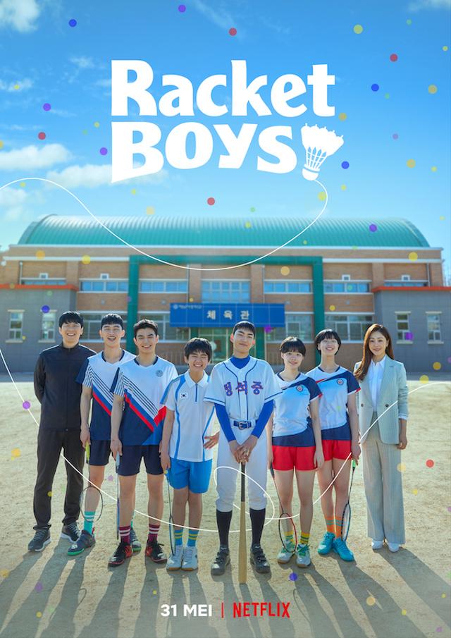 Sinopsis Drama Korea Racket Boys yang Dibintangi Tang Jun Sang (3915)