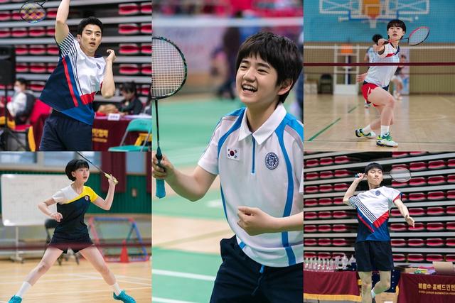 Sinopsis Drama Korea Racket Boys yang Dibintangi Tang Jun Sang (3916)