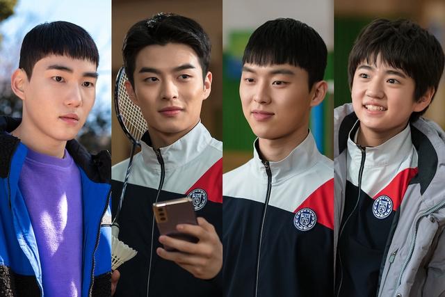 Sinopsis Drama Korea Racket Boys yang Dibintangi Tang Jun Sang (3917)
