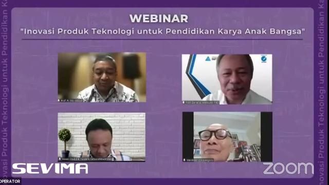 Jurusan MICE Politeknik Negeri Jakarta Gelar Pameran Virtual