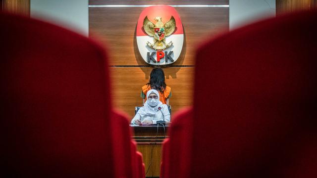 KPK soal Novel Baswedan Dkk Laporkan Lili Pintauli: Kami Serahkan Penuh ke Dewas (95852)