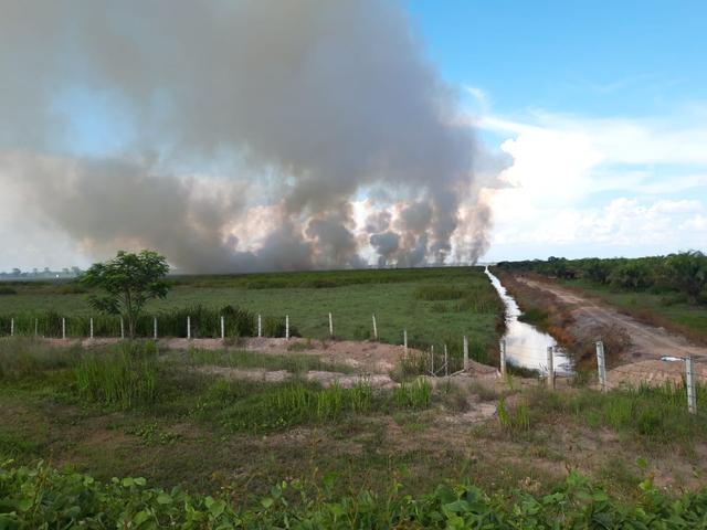 2 Helikopter Water Bombing Dikerahkan Padamkan Kebakaran Lahan di Ogan Ilir (396306)