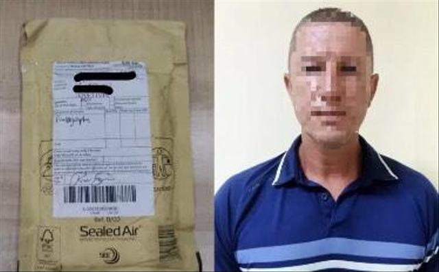 WNA Inggris Selundupkan Kokain Lewat Ekspedisi ke Batam (253918)