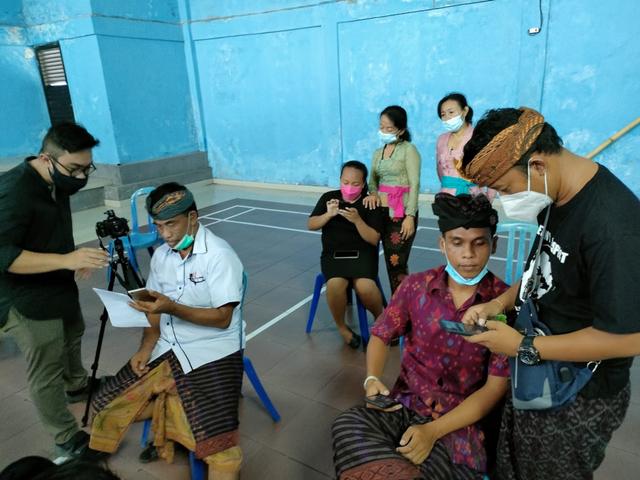Tim KPCPEN: Hoaks Adalah Musuh Bersama dalam Penanganan Pandemi COVID-19 (61364)