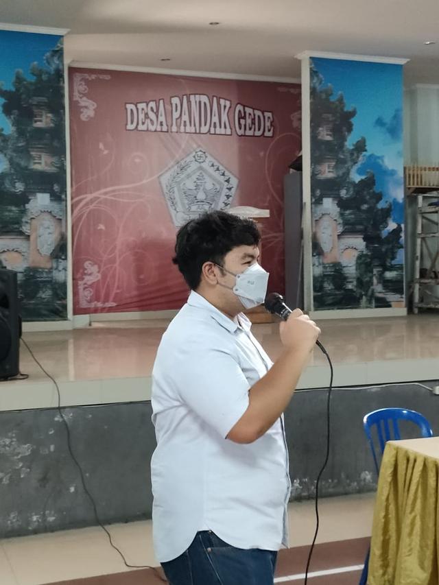 Tim KPCPEN: Hoaks Adalah Musuh Bersama dalam Penanganan Pandemi COVID-19 (61365)